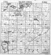 Frost Line Map Township Maps Cass County Michigan