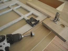 Cabinet Door Hinge Jig Frame Adventures In Remodeling