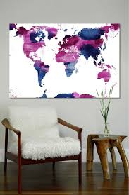 World Map Canvas by 226 Best Art Images On Pinterest Drawing Drawings And Painting