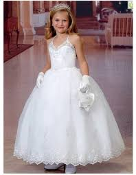 communion dresses princess beaded appliques white holy communion dresses with