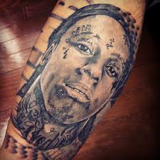 lil wayne bobby ink tattoos