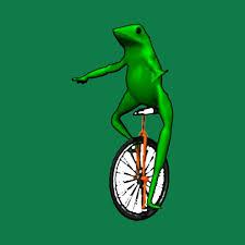 Unicycle Meme - dat boi meme unicycle frog dat boi phone case teepublic