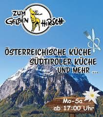 Bad Vilbeler Anzeiger Anzeige Gasthaus U201ezum Gelben Hirsch U201c