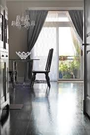 hanging curtains over sliding glass door love the sheer curtain underneath and solid curtain on top layer