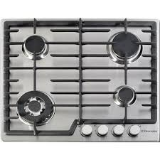 Gas Cooktops Canada Frigidaire Ei24gc15ks 24 In 4 Burner Gas Cooktop Stainless Steel