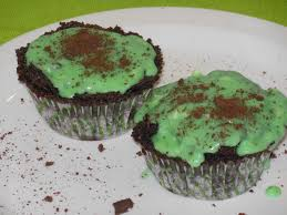 Ugly Green Ugly But Delicious St Patricks Cupcakes Lori U0027s Culinary Creations