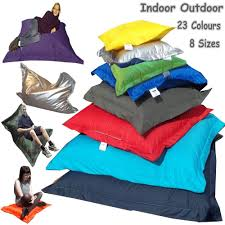 Giant Floor Pillows For Kids by Large Bean Bag Lounger Kids Children Giant Cushion Beanbags
