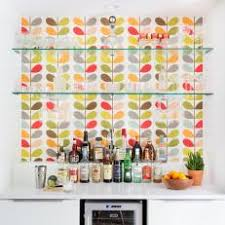 Midcentury Modern Wallpaper - photos hgtv