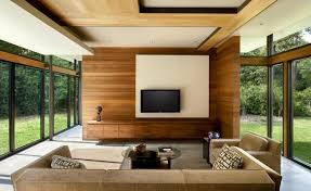 Mid Century Modern Home Interiors Modernist Home With A Midcentury Touch Idesignarch