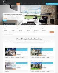 50 best real estate wordpress themes u0026 templates design trends