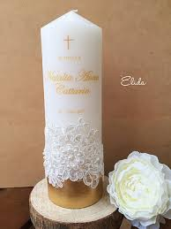 christening candles by elida wedding candles christening candles personalised candles