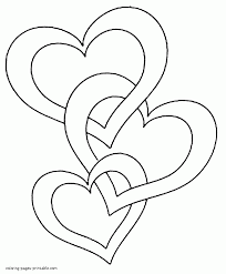 heart coloring pages avedasenses com