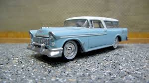 nomad car 1955 featured johnny lightning car 1955 chevy nomad youtube