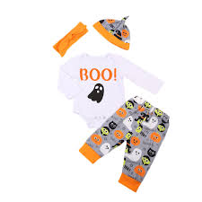 Halloween Baby Shirt Halloween Infant Clothing Promotion Shop For Promotional Halloween