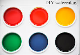 diy watercolor paints totally must do pinterest watercolor