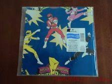 power rangers wrapping paper vintage power rangers wrapping paper 1994 stock 45 square