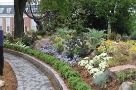 Botanical Gardens In Nc by The Rankin Welcome Garden Mariana H Qubein Arboretum U0026 Botanical