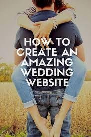 cheap wedding websites best 25 wedding website design ideas on website
