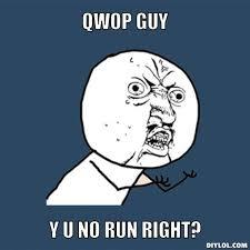 Qwop Meme - qwop home facebook