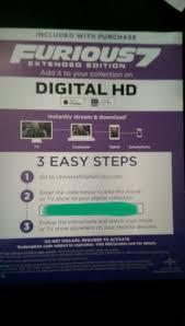 free furious 7 digital download bonus movie download other