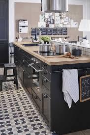 cuisine ikea grise kallarp gris turquoise gallery of enchanteur cuisine noir mat ikea