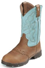 womens boots george l9034 george strait 03 1 boot with brown cowhide