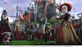 alice wonderland movie images collider