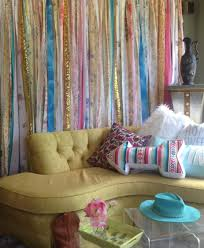 interior cool window coverings hippie curtain hippie curtains
