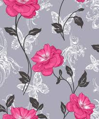 pink and grey pattern wallpaper crown millie pink charcoal wallpaper inspired wallpaper