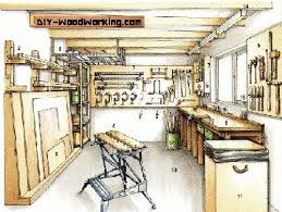 wood workshop layout images home wood shop layout best home work shop layout diy woodworking com