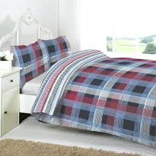 checked duvet covers red plaid duvet cover canada