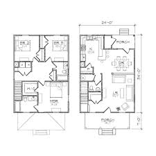 house plans with attached apartment apartments four square house plans architectures modern american