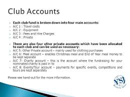 janet vowles maintaining the club accounts ensuring that