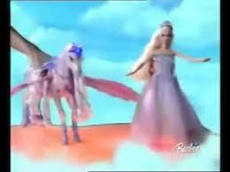 mattel barbie magic pegasus doll