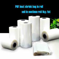 shrink wrap gift paper 1kg roll 5 6 7 32cm widths pof heat shrink wrap wholesale