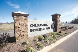 site mazda childersburg industrial park could be possible site for toyota