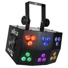 chauvet dj fxarray q5 effect light chauvet dj wash fx mega karaoke center