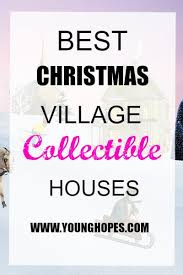 collectible houses buildings as gift