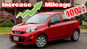 nissan micra petrol mileage 100 working trick to increase mileage of nissan micra youtube