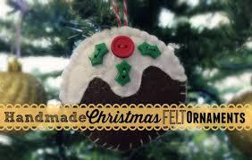 interior felt ornaments ornaments