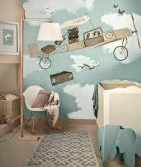 tapisserie chambre bébé garçon agréable papier peint chambre garcon 7 ans 4 originalit233 dans