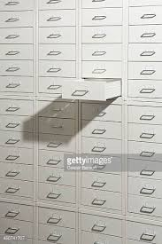 One Drawer Filing Cabinet by Filing Cabinet Stock Photos And Pictures Getty Images
