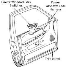 replacing window glass in a driver or passenger door