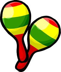 cartoon sombrero sombrero maracas clip art 2 cliparting com