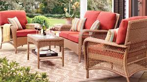 Patio Chair Cushions Kmart by Furniture Charming Cool Martha Stewart Patio Furniture With