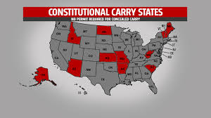 Ccw Map Concealed Carry Without A Permit In Mi Here U0027s Where It U0027s Already