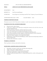 Cosmetologist Resume Objective College Golf Resume Resume For Your Job Application