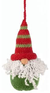 christmas ornaments knitting theme fiddlesticks my crochet and