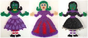 Halloween Perler Bead Templates by Jennifer U0027s Little World Blog Parenting Craft And Travel Hama