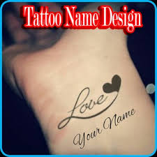 tattoo name design apk download free lifestyle app for android